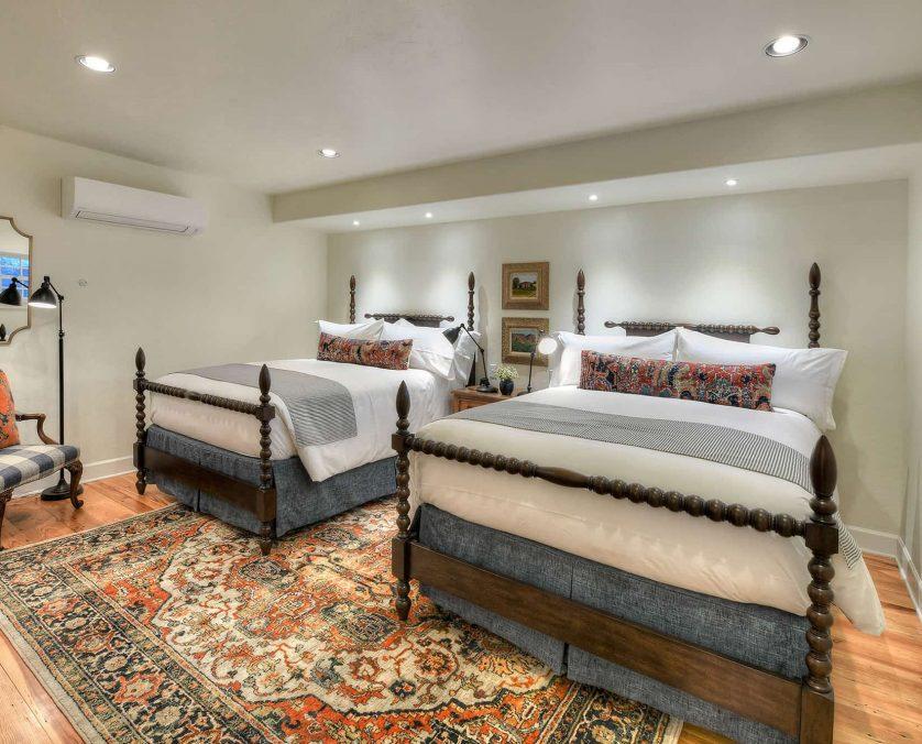 The Peter Rainsford Brady Bed