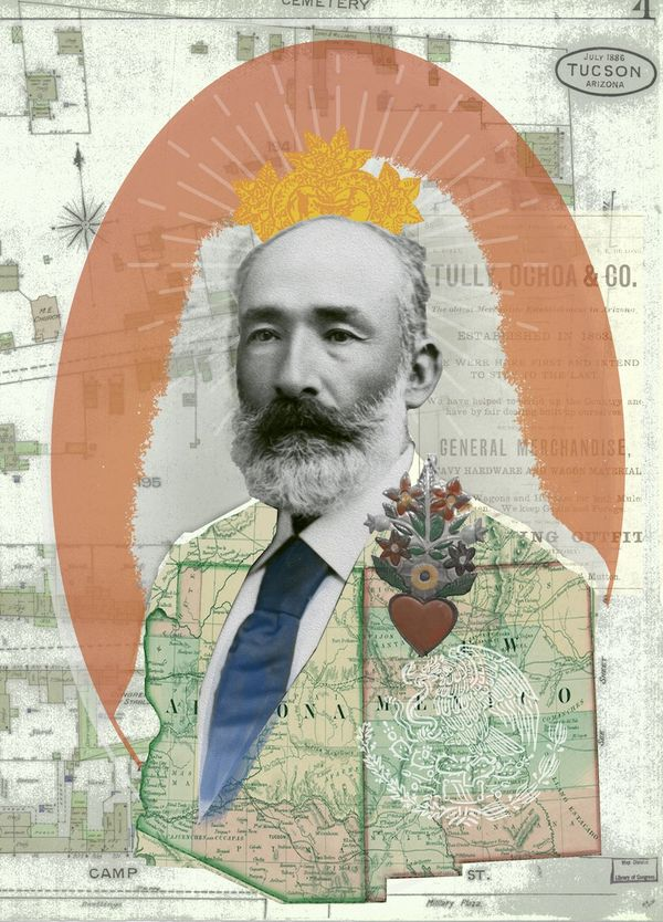 Artwork of Estevan Ochoa